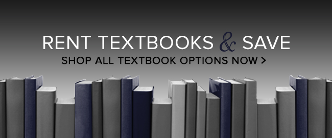 Rent textbooks and save. Click to shop all textbook option now.
